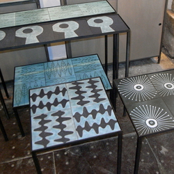 Furniture Fifties | Natural stone tiles | Ulrike Weiss