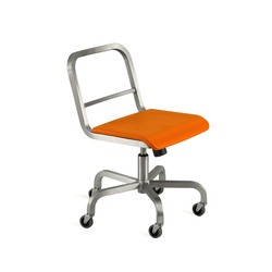 Nine-0™ Swivel chair | Sillas de oficina | emeco