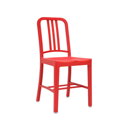 111 Navy® Chair | Sillas para restaurantes | emeco