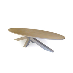 Crosstable 4-Beam XL | Restaurant tables | ZinX