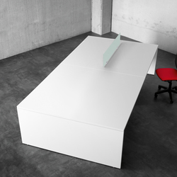 Blok table | Desking systems | Forma 5