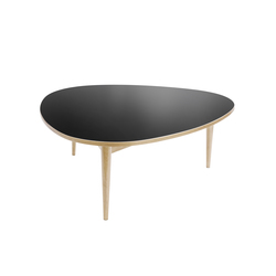 Bill | Dreirundtisch tief | Lounge tables | wb form ag