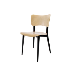 Bill | Cross-Frame Chair | Sillas para restaurantes | wb form ag