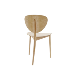 Bill | Tripod Chair | Sillas para restaurantes | wb form ag