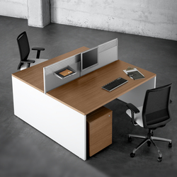Blok table | Systèmes de tables de bureau | Forma 5