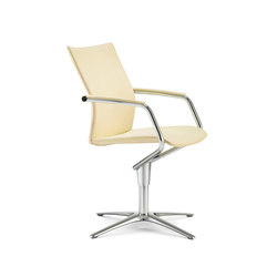 Ciello conference swivel chair | Conference chairs | Klöber