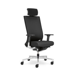 Duera Office swivel chair 24h | Sillas ejecutivas | Klöber
