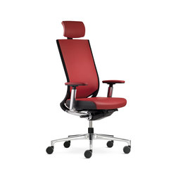 Duera Office swivel chair | Sillas de oficina | Klöber