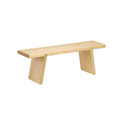 Bench wood | Sitzbänke | Functionals