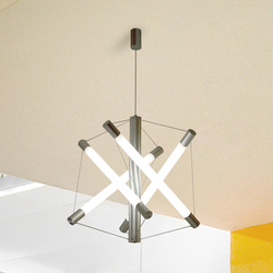 Light Structure T4 Pendelleuchte | General lighting | Archxx
