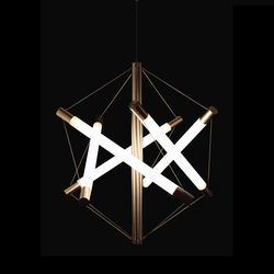 Light Structure T5 pendant | Suspended lights | Archxx