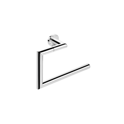 Kubic Towel Ring | Towel rails | Pom d'Or