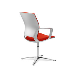Moteo Perfect conference swivel chair | Sedie visitatori | Klöber