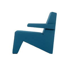 Cubic Arm | Lounge chairs | MOCA