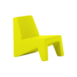 Cubic | Lounge chairs | MOCA