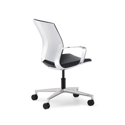 Moteo Style conference swivel chair | Sillas | Klöber