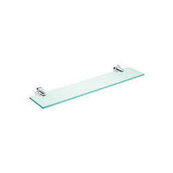 Kubic Cool Glass Shelf | Shelves | pomd'or