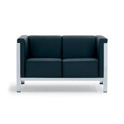 Tasso Lounge | Sofás | Klöber