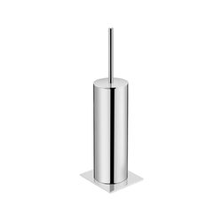 Kubic Cool Free Standing Toilet Brush Holder | Porte-balais | pomd'or