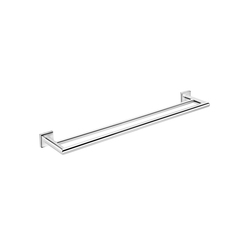 Kubic Class double towel bar | Porte-serviettes | pom d'or