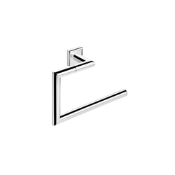 Kubic Class towel ring | Towel rails | Pom d'Or