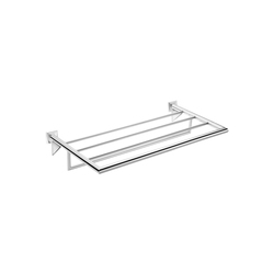 Kubic Class Towel Rack Shelf | Towel rails | pom d'or