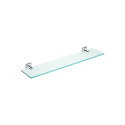 Kubic Class glass shelf | Shelves | Pom d'Or