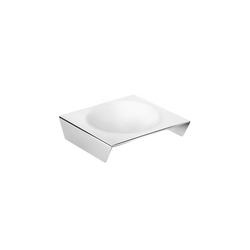 Kubic Class Free Standing Soap Dish | Soap holders / dishes | pom d'or