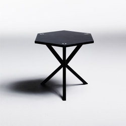 NEB Hexagonal Side Table | Mesas auxiliares | No Early Birds
