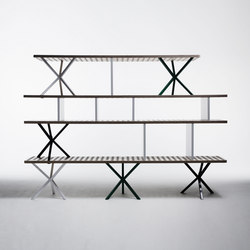 NEB Shelving System | Scaffali | No Early Birds