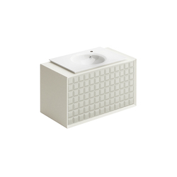 Unique 2 Drawer Cabinet | Contenitori bagno | pom d'or