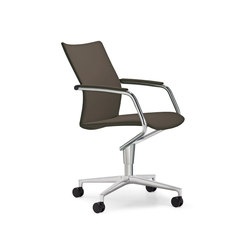 Ciello conference swivel chair | Chaises | Klöber