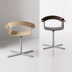 Capital2 | Visitors chairs / Side chairs | ULTOM ITALIA