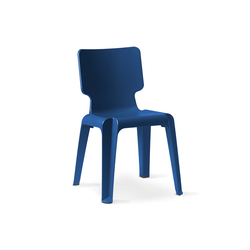 WAIT plastic chair | Garden chairs | Authentics