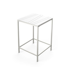 Bandoline High Table | Mesas altas de jardín | Viteo