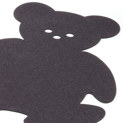Rugs figurative, teddy | Rugs / Designer rugs | HEY-SIGN