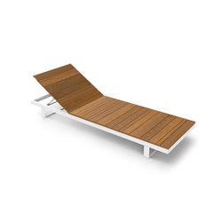Pure Sonnenliege 200 | Liegestühle | Viteo