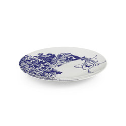TABLESTORIES plate flat 27,5 | Dinnerware | Authentics