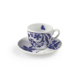TABLESTORIES espresso cup with saucer | Dinnerware | Authentics