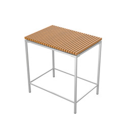 Table, Teak | Bar tables | Viteo