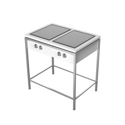 Outdoor Kitchen | Table, 2 cutouts | Cucine da esterno | Viteo