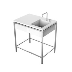 Outdoor Kitchen | Sink, 1 drawer | Cocinas de jardín | Viteo