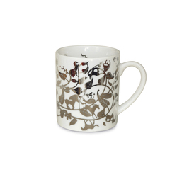 "TABLESTORIES PLATINUM mug ""Galopping Tree"" 