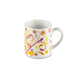 TABLESTORIES MULTICOLOURED mug | Vajilla | Authentics