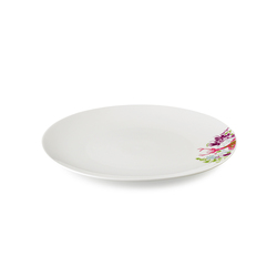 TABLESTORIES MULTICOLOURED plate flat 27,5 | Vajilla | Authentics