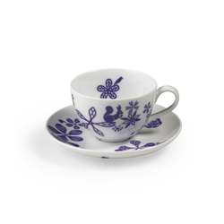 TABLESTORIES coffee & tea cup with saucer | Vajilla | Authentics