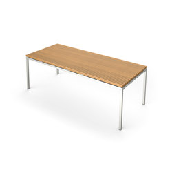 Home Extending Table | Mesas de comedor de jardín | Viteo