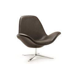 Concord  low Chair | Poltrone lounge | Stouby