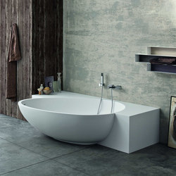 Bahia | Bathtubs oval | Mastella Design