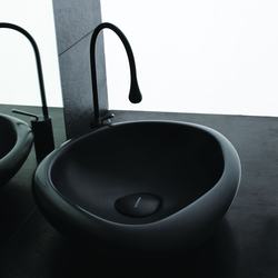 Sasso Nero | Wash basins | Mastella Design